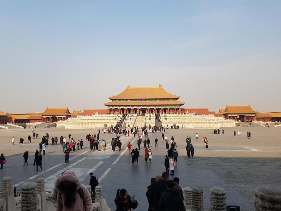 poarta-armoniei-supreme Orașul Interzis Beijing